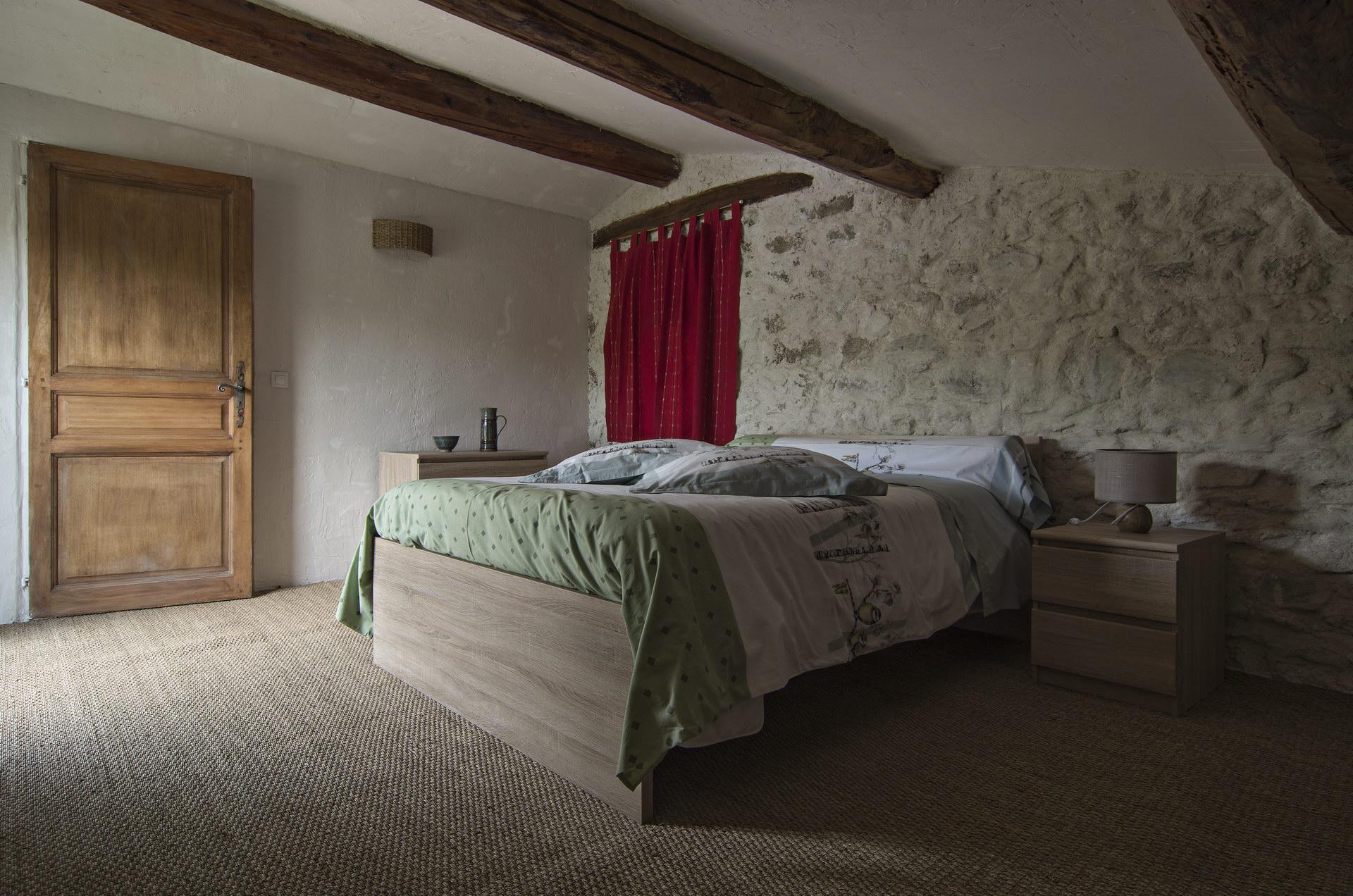 Fontaine Neuve gites et chambres d'hôtes à Lure : la chambre hirondelle