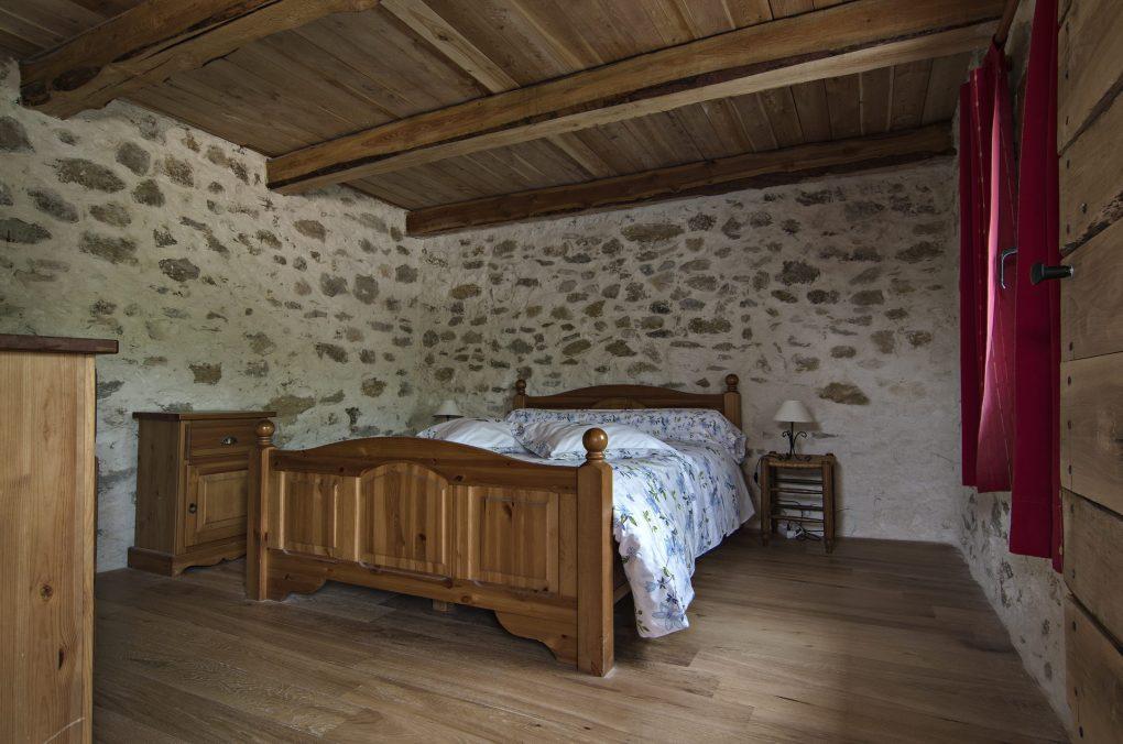"""Fontaine Neuve gites et chambres d'hôtes à Lure : la chmabre """"figuier"""" pour 2 personnes"""