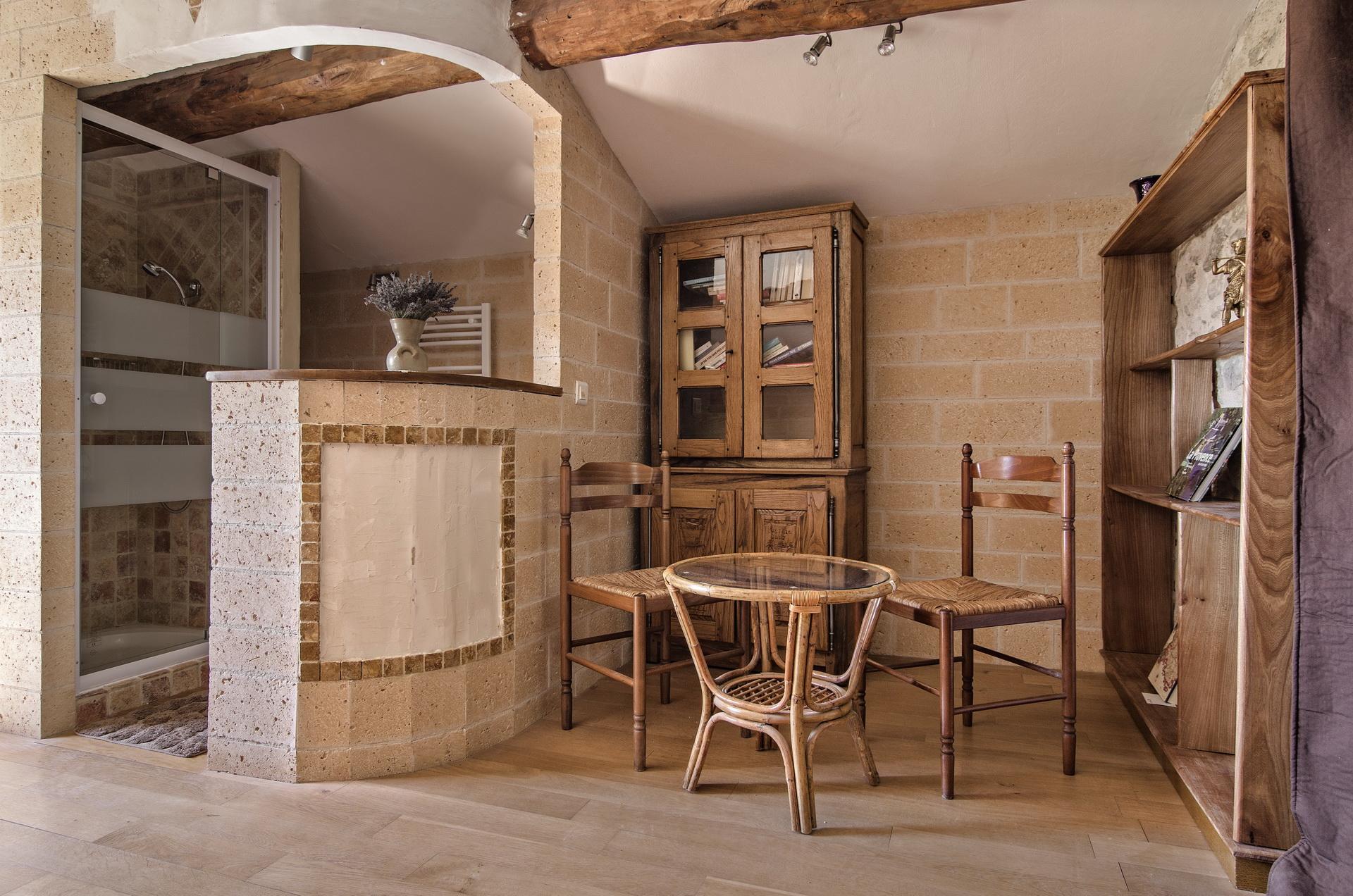 Fontaine Neuve gites et chambres d'hôtes à Lure : le pigeonnier pour 2 personnes
